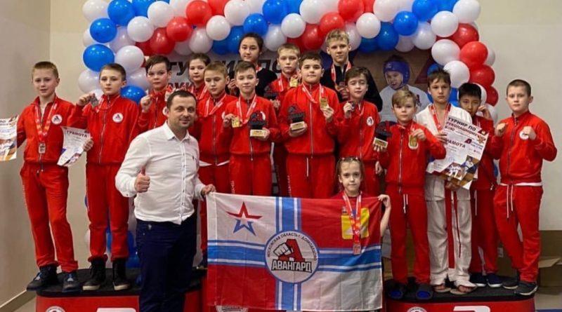 Межрегиональный турнир по рукопашному бою