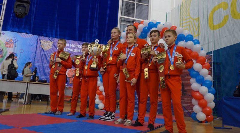 Кубок МО по рукопашному бою «Будущий рукопашник»